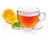 Fototapeta Kawa jest smaczna - Cup of tea © goir