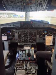 cockpit avion long courrier