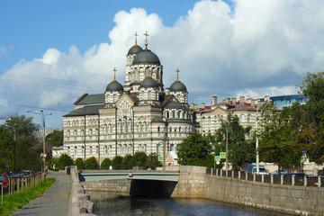 Saint Petersburg, St. Johann monastery
