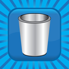 RECYCLE BASKET ICON
