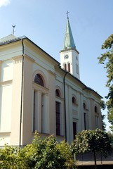 Evangelical church in Ustron