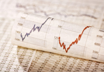 Steigende Aktienkurse