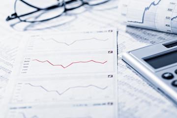 Analyse des Finanzmarktes
