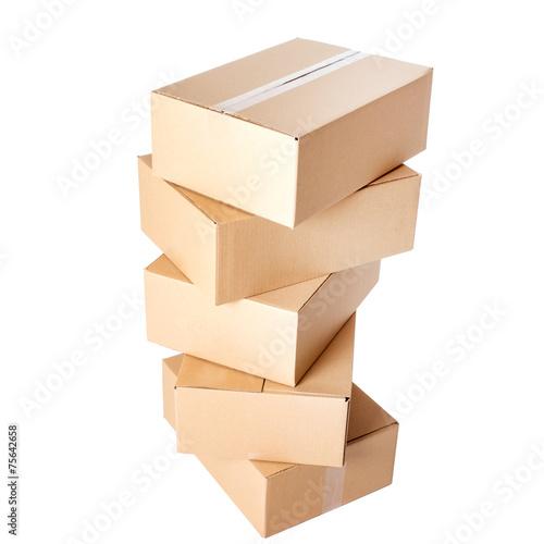 In de dag Singapore Carton boxes