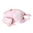 canvas print picture - Raw chicken