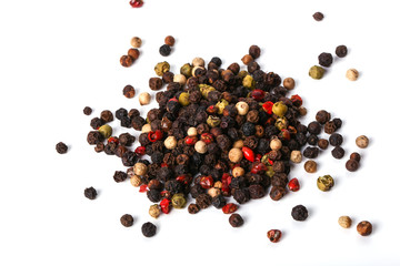 Peppercorn on the table