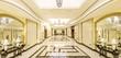 modern hotel interior and corridor - 75643656