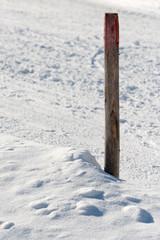 Schneestange