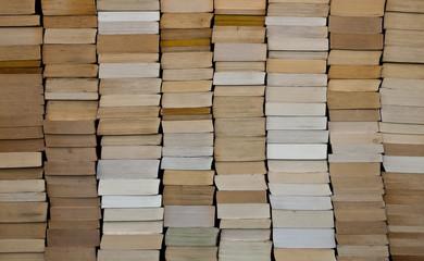 Paperback Books Background