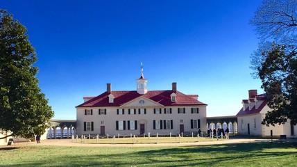 George Washington's Mount Vernon Mansion