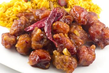 General Tso's Chicken