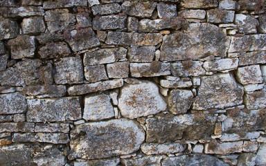 Fondo de Pared de Piedras