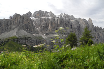 Sella-Gebirge