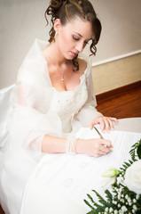 Firma atti di matrimonio