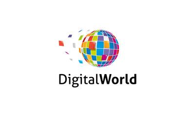 Digital World Logo