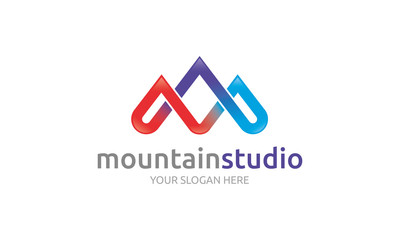 Mountain Studio Logo