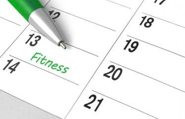 Fitness Termin
