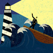 Guidance in Stormy Seas - 75663244