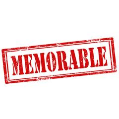 Memorable-stamp