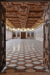 La sala Spagnola