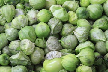 Local Market - Vegetable - Green Tomatillo