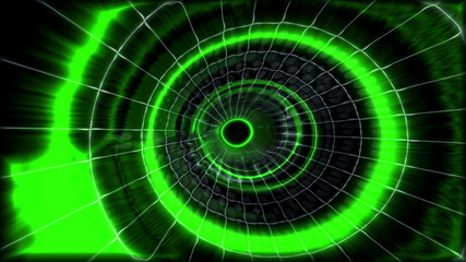 tunnel plasma green 4k