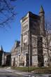 Gothic college building, University of Toronto