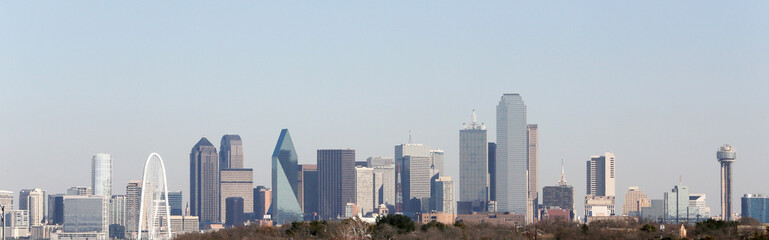 Downtown Dallas, Reunion Tower, Margaret Hunt Bridge