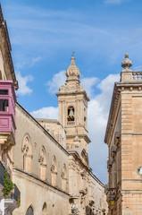 Carmelite Church in Mdina, Malta