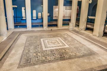 Roman Villa in Mdina, Malta