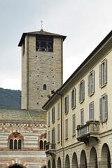 Como Cathedral. Italy