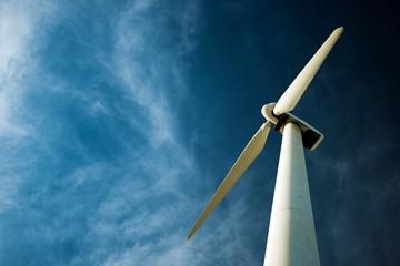 Lonely Wind Turbine