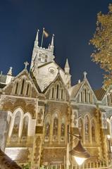 Southwark Cathedral at London, England