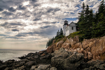 Bass Harbor Lighthouse, Acadia National Park