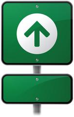 Arrow Direction Sign