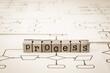 Process flow chart concept - 75672405