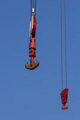 Hook machine of industrial loader