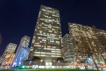 Embarcadero Towers in San Francisco