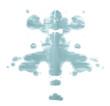 Symmetric paint blot - 75676215