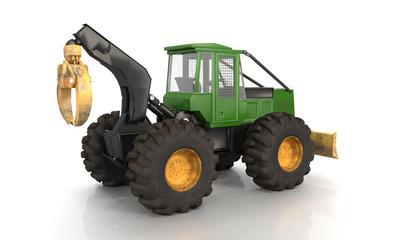 Tractor - Shot 5