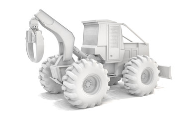Tractor - Shot 6