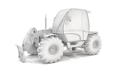 Tractor - Shot 10