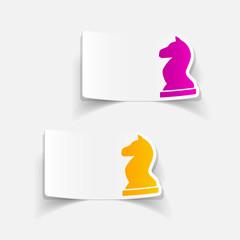realistic design element: chess
