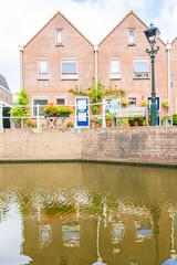 Dutch houses in Alkmaar