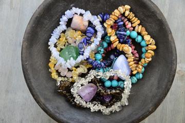 Helende werking van edelstenen en kristallen