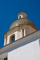 Church of St. Maria della Pietà. San Severo. Puglia. Italy.