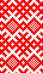 Russian pattern (embroidery 1)