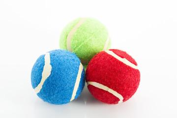 Tennisbälle für Tiere