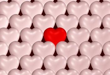 Liebe - auserwählter Partner