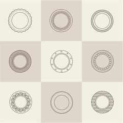vector plate set